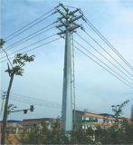 Fornitore della torretta d'acciaio della trasmissione per il progetto della trasmissione