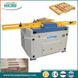 Máquina de entalhadura de madeira automática cheia para a pálete de madeira