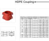 Couplage approuvé de HDPE de pièces de lutte contre l'incendie d'UL de FM