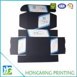 주문 로고에 의하여 인쇄되는 물결 모양 화물 박스