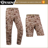 軍の戦術的なカムフラージュの夏のQuick-Dry調節可能な動悸