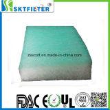 Фильтр стопа краски крена тканей фильтра стеклоткани хлопка воздушного фильтра