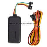 3G GPS Fahrzeug-Verfolger mit Echtzeitaufspürenspannung bis zu Gleichstrom 36V (TK119-3G)