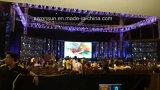 P6mm LEIDENE HD van de Huur van het Stadium van het Aluminium het Gietende BinnenScherm