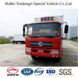 Dongfeng 새 모델 냉장된 찬 룸 밴 Truck