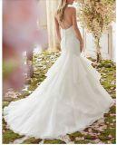 2017年の夜会服のプロムの花嫁のウェディングドレスCtd6833