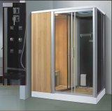 sauna combiné par vapeur de 1700mm avec la douche (AT-D8860)