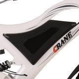 Forquilha cheia da suspensão bicicleta elétrica da montanha de 26 polegadas, MTB Ebike