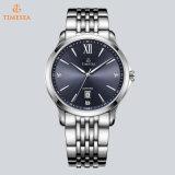 Fashion Stainless Steel Case Brand Couple Lover Montres en cristal Swiss Wrist Watch 72842