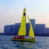 6.5m FRP jejuam competindo o Sailboat do projeto moderno 21FT do Sailboat
