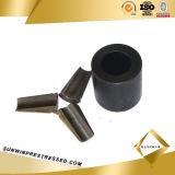 Poste tendant le trou simple Anchorage pour le brin de 15.24mm