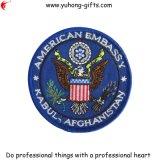 軍隊の刺繍パッチのバッジによって刺繍されるパッチ(YH-EB047)