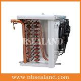 Refrigerador de aire con el motor cuatro