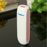 2400mAh shuttle Shape mobile power bank Smart Phone Charger