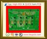 Доска Multilater изготовления PCB платы с печатным монтажом прототипа PCB для высокой частоты Rogers
