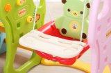 Jouets de jeux pour enfants de 2017 pour 1-6 ans avec toboggan et balançoire (HBS17024C)