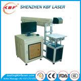 Máquina da marcação do laser de Metalrb da câmara de ar de vidro do CO2 não