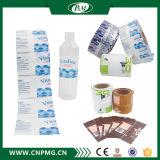 パッケージのためのPVC熱収縮スリーブのラベルの印刷