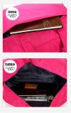Mode Sac à bagages magnifiques avec sac à bandoulière imprimé avec roue en cristal