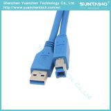 Nuovo maschio di USB3.0 al cavo di stampante del Bm del USB per il computer portatile del calcolatore