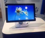 """21.5 """" 4:3 de escritorio de Pcap de la visualización de la pantalla táctil 10 puntas de la solución interactiva"""