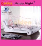 목제 2인용 침대 G823의 그림