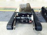 Patentiertes Entwurfs-Gummispur-Fahrgestell von Leve mit ISO