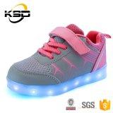 Ботинки холстины зарева обуви нового продукта с классицистической конструкцией для подарка рождества девушки мальчика