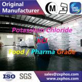 Het Zoute Substituut van de lijst - het Chloride van het Kalium - Kcl