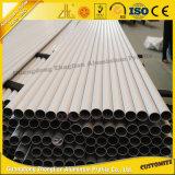 アルミニウム金属のWindowsが付いている最も新しい楕円形アルミニウム管