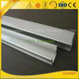 Profili anodizzati ricoperti polvere di alluminio per la decorazione della mobilia