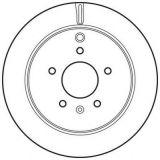 Rotori automatici del freno a disco dei pezzi di ricambio