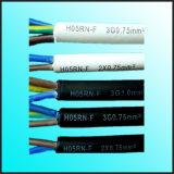 Câbles en caoutchouc/câble d'alimentation/câble en caoutchouc d'exploitation