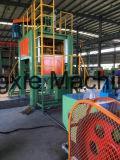 Kupferne Rod-Zusammenbruch-Maschine mit Wirbelmaschine (HXE-9D) /Cable, das Geräte herstellt