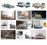 침실 가구 새로운 우아한 디자인 현대 직물 침대 (HC860)