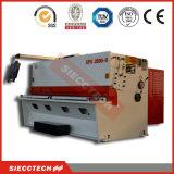Ghigliottina di piastra metallica idraulica che tosa la macchina di taglio di Machine/CNC