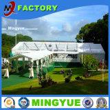販売PVCファブリック透過大きい庭の屋外の結婚式のテントのために産業アルミニウム製造業者
