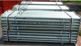Apoyos galvanizados de Acrow del andamio del tubo de acero