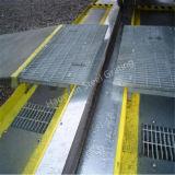 高い通路シリーズ2に使用するHaoyuanの鋼鉄格子