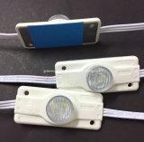 ABS UL LEIDENE die Module voor Interne Verlichting van de OpenluchtTekens van de Doos wordt ontworpen
