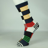 Argyle der Männer bunte Kleid-Socken