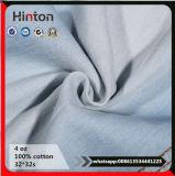 Большая ткань джинсовой ткани хлопка изготовления 32*32s 100 фабрики