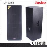 Jp-G153 800-1600W удваивают диктор этапа двухзвенной полной частоты 15-Inch профессиональный