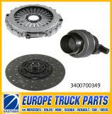 3400700349 peças do caminhão do jogo da embreagem para o Benz de Mercedes