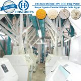 PLC Control Maize Flour Mill Plant Automatic