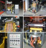Blazende Machine van de Film van Xinye de Mini met de Machine van Kleurendruk Twee