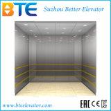 L'elevatore di trasporto del Ce per le merci trasporta con la baracca della linea sottile ss