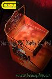 Boîte de présentation polychrome superbe de l'impression PDQ des marchés 4c avec GV (B&C-D058)