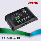 contrôleur solaire automatique de charge de 12V/24V 5A 10A 15A 20A PWM