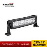 13inch 120W doppelte Reihe gebogener LED heller Stab